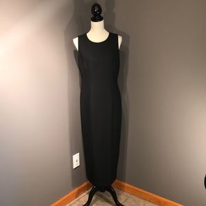 Talbots All Occasion Black Dress